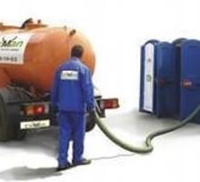 Откачка канализации и септиков