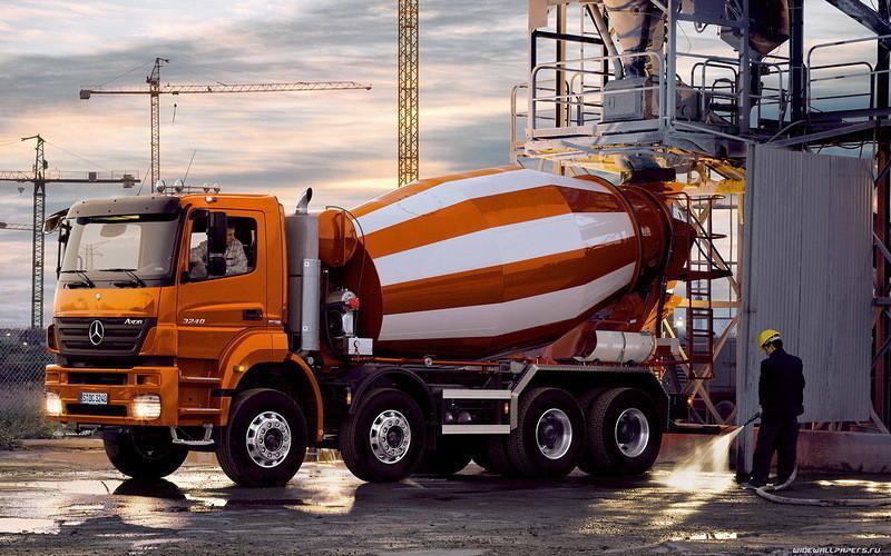 купить бетон в иркутске с доставкой
