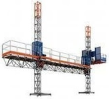 Подъёмники строительные