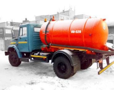 Ассенизаторская машина заказать услугу екатеринбург